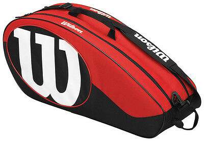 Wilson Match II 6 Racket Bag
