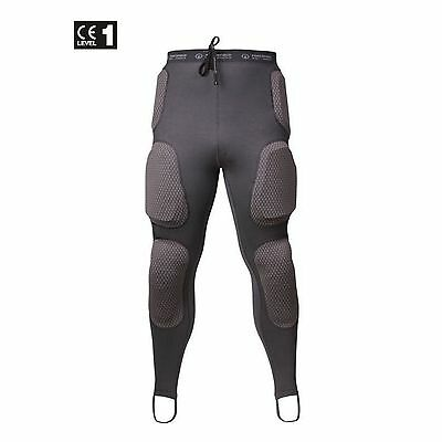 Forcefield Pro Pants Sports CE Armour Protector Trousers Motorcycle Moulded 3D