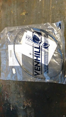 T150V TRIDENT Venhill Featherlight Throttle Cable and Wassell Clutch Cable