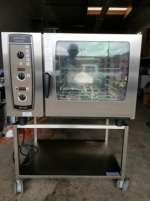 New Henny Penny Combi Master CMG 062 Nat Gas Combi Oven w / stand