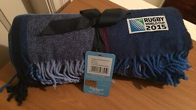 Rugby World Cup 2015  Blanket **BNWT** *Great Present*