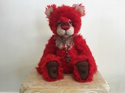 Charlie Bears Isabelle Lee Collection Limited Edition Jackpot