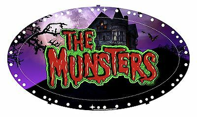 Munsters IGT Oval Topper face (NEW)