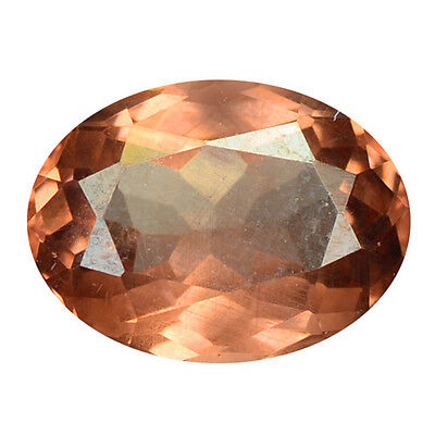 1.48 ct HUGE UNIQUE RARE NATURAL FROM EARTH MINED PINKISH RED MALAYA GARNET