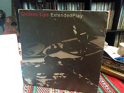 Chicken Lips Extended Play 2xVinyl LP 2002