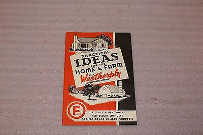 Vintage Canadian Western Lumber Practical Ideas With Weatherply Flywood