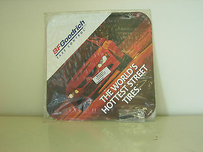 """Bfgoodrich """"the World's Hottest Street Tires"""" Sign Hanger Double Sided Man Cave"""
