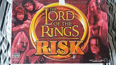 Lord of the Rings - Risk - Board Game - Complete - In Excellent Condition