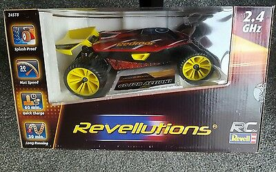 Revell Revellutions RC Redroar Buggy Model Kit - Remote Control Car
