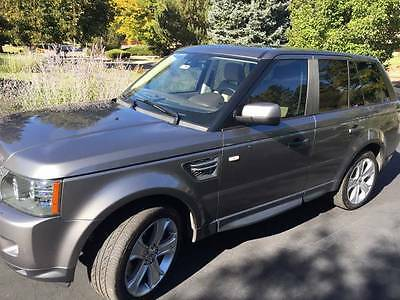 2011 Land Rover Range Rover Sport  2011 Range Rover Sport Supercharged **Only 43,000 Miles**