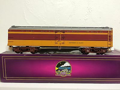 mth 20-94179 milwaukee rd # 380 R50B EXPRESS REEFER CAR