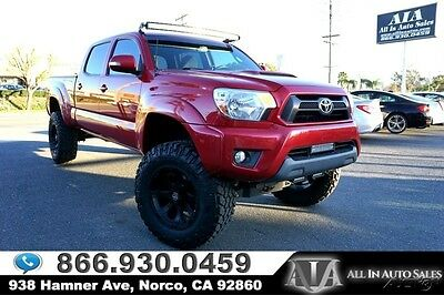 2012 Toyota Tacoma 4X4 2012 4X4 Used 4L V6 24V Automatic Four Wheel Drive Pickup Truck