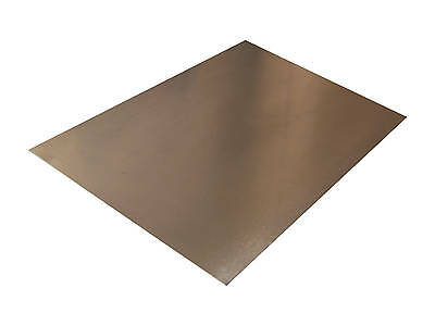 Aluminum Flat Sheet .050 x 10 x 12 in. 3003 UAAC (4pcs)