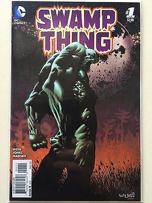 SWAMP THING 1 - 6 NM Complete Series (2016) - Len Wein DC Comics
