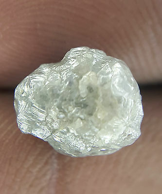 4.70TCW Gray Sparkling Color Natural shape African Antique Natural Rough Diamond