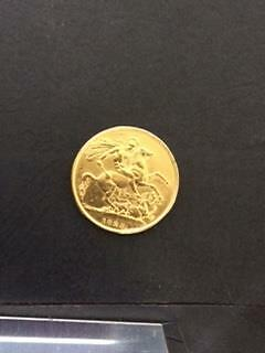 George IV 1823 Double Sovereign Gold Coin