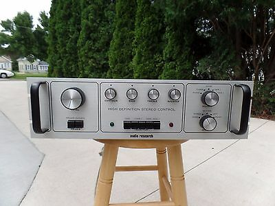 Audio Research Sp-3 Preamplifier / Recapped / Serviced / Excellent Condition