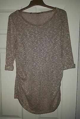 New Look maternity jumper size 12