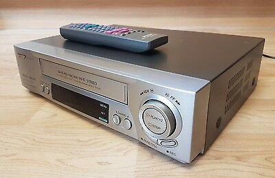 Sharp. Vhs Video Player & Recorder. Model-Vc-Mh711. In Working Order. ( Tested.
