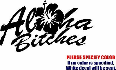 DRINK UP BITCHES Vinyl decal sticker Graphic Die Cut 7/""