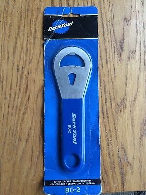 Park Tool BO-2 Bottle Opener, New In Packaging