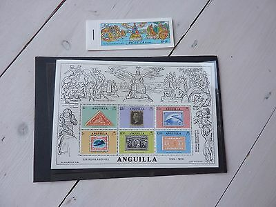 Anguilla Mint Stamps