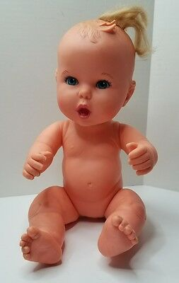 "1994 Gerber Baby Doll, Toy Biz 15"" doll"