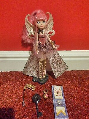 Ever After High CA Cupid Thronecoming doll