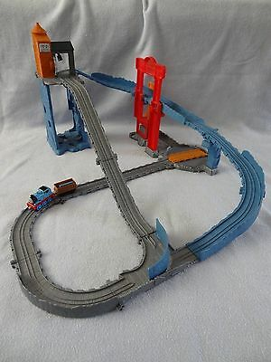 Thomas The Tank Engine Blue Mountain Quarry Playset Take Along and Play