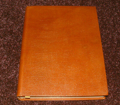 Rare 1st edition leather Falkus And Bullers Freshwater Fishing carp barbel pike
