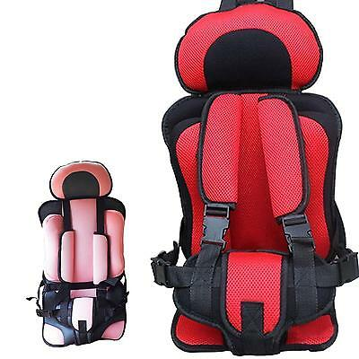 Travel Baby Child Car Seat Toddler Infant Convertible Booster Portable Chair 17