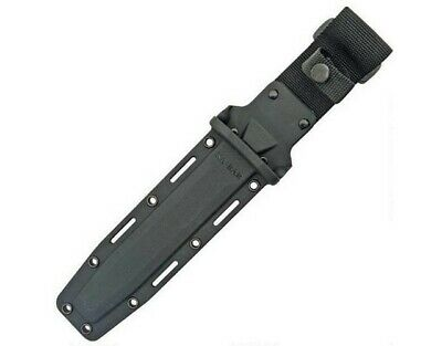 "Ka-Bar 1216 Kydex Replacement Sheath Black/Glass Filled Fits Most 7"" Blades"