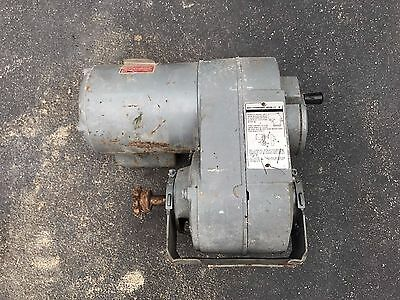 Dayton Adjustable Speed Drive Motor 5K994 1/2 Hp 1725 RPM