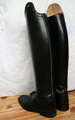 Exclusive CAVALLO INSIGNIS dressage boot CRYSTALS Zippers siz US 9 (W34cm H50cm)
