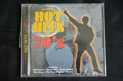 The Original Hot Hits of the 70's - Various artists CD New and sealed (B6)