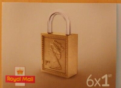 120 1st Class Stamps Brand New