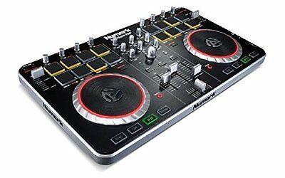 Numark Mixtrack Pro II USB DJ Controller with Integrated Audio Interface&Trigger