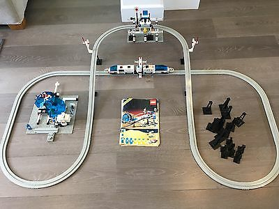 LEGO Space Monorail 6990 & Accessory Pack 6921