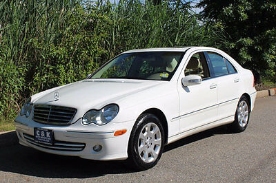 2005 Mercedes-Benz C-Class C320 4MATIC ,Heated Seats, Moon Roof LOW RESERVE,GREAT SHAPE RUNS AND DRIVE GREAT.