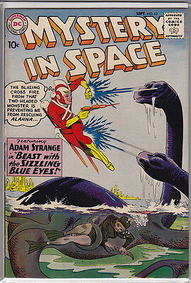 Mystery In Space # 62