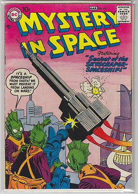 Mystery In Space # 42
