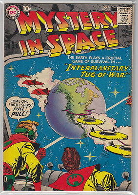 Mystery In Space # 47