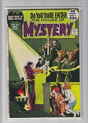 House Of Mystery # 196