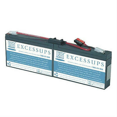 Brand New Replacement Battery Pack For Apc Smart-Ups Sc450Rm1U