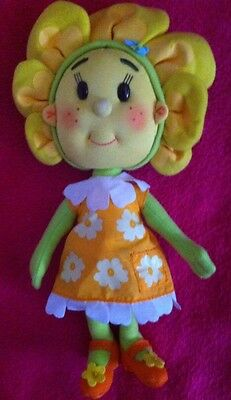 Fifi And The Flowertots - Fifi Soft Toy