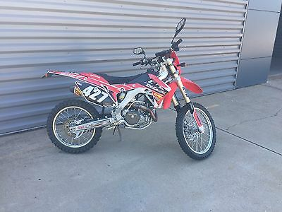 2013 Honda CRF  ***Street Legal*** 2013 Honda CRF450R