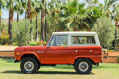 1973 Ford Bronco  1973 Ford Bronco - Amazing Condition Survivor -
