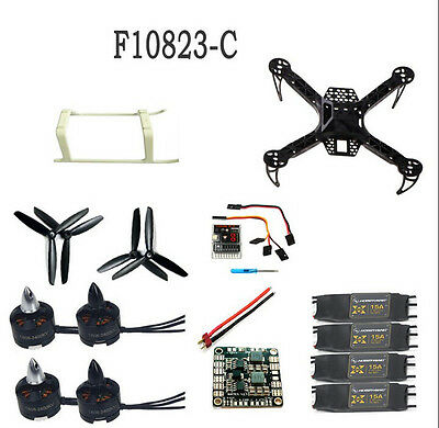 RC Quad-copter  Integrated Frame RTF Helicopter Drone Kit