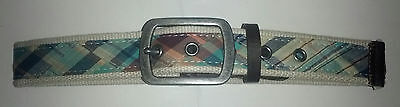 boy 24 months 2t 3t THE CHILDRENS PLACE plaid Holiday Easter Wedding belt!
