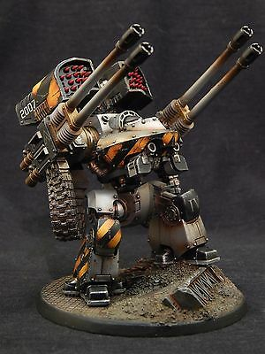 Forgeworld Iron Warriors Deredeo Dreadnought Autocannon Pro Painted